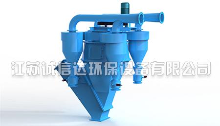 复合式砂石选粉机