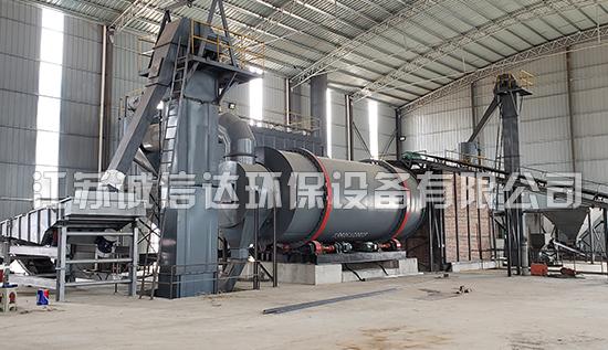 上海河沙烘干机设备