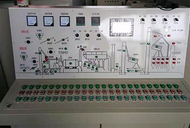 干粉砂浆控制柜